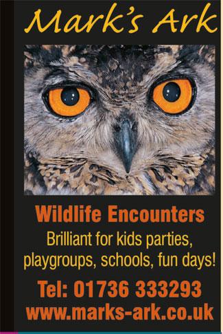 Marks Ark Wildlife Encounters